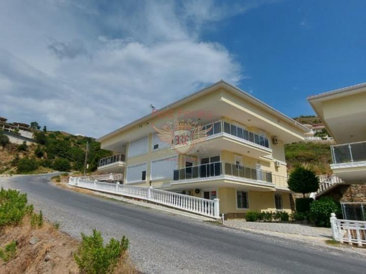 Квартиры 2+1, 98 м2 в тихом месте, Квартира в Алания Турция