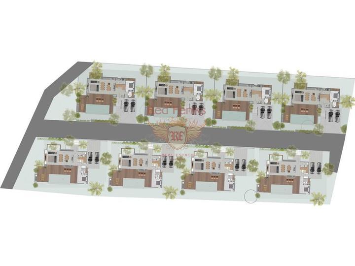 2-х комнатные апартаменты класса люкс на первой линии моря с общим бассейном, купить квартиру в Кирения