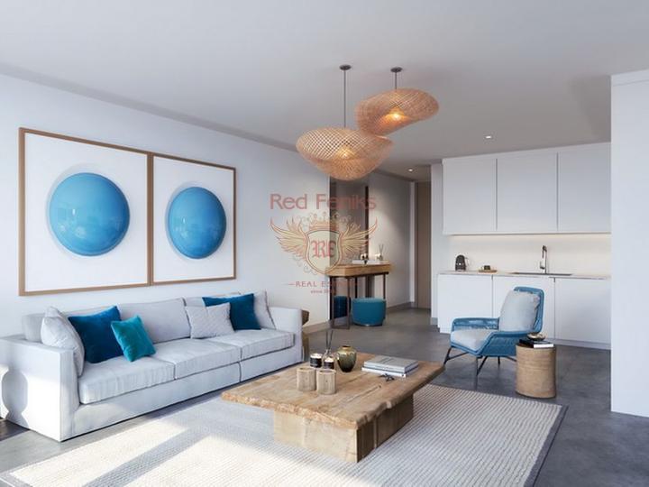 3-х комнатная вилла + бассейн общего пользования + кондиционеры + бытовая техника, Дом в Кирения Северный Кипр