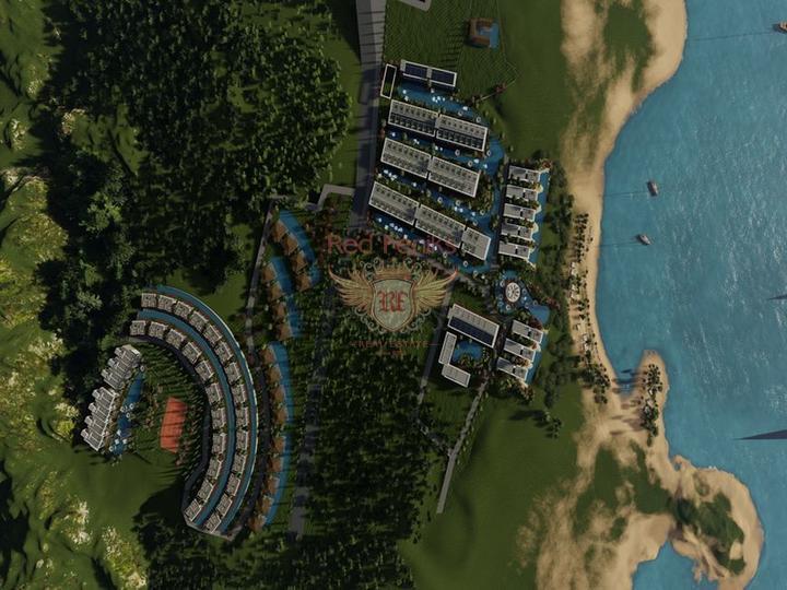 Трехспальная вилла с бассейном, колодцем и прекрасным садом, Дом в Кирения Северный Кипр