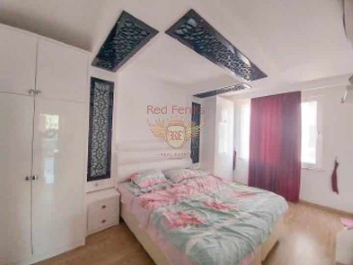 Квартира в Кестеле с видом на реку, купить квартиру в Алания