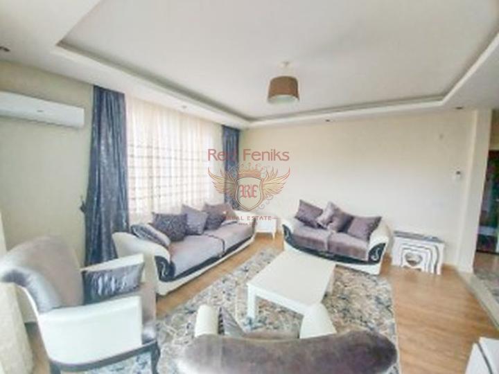 Квартира в Кестеле с видом на реку, Квартира в Алания Турция