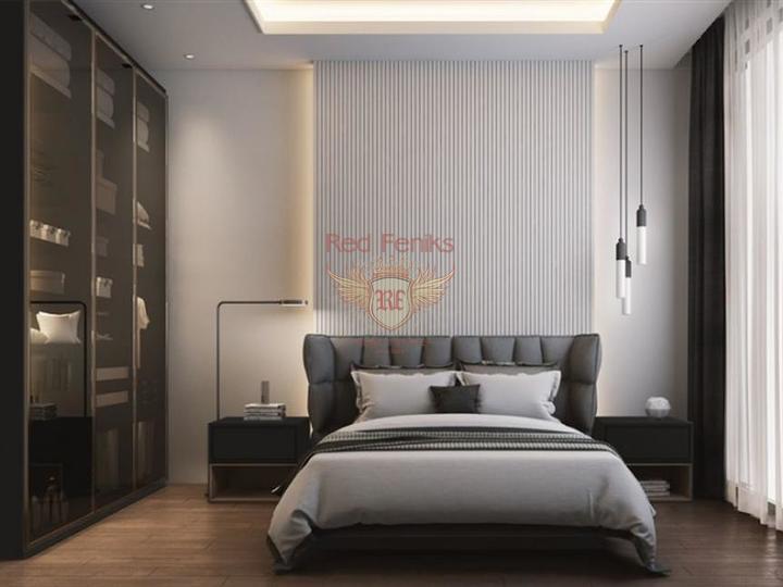 Новый строительный проект в Авсалларе. Квартиры 2+1, Квартира в Алания Турция