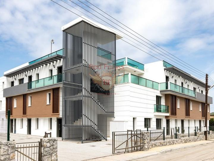 Квартиры 1+1, в элитном комплексе, Квартира в Анталия Турция
