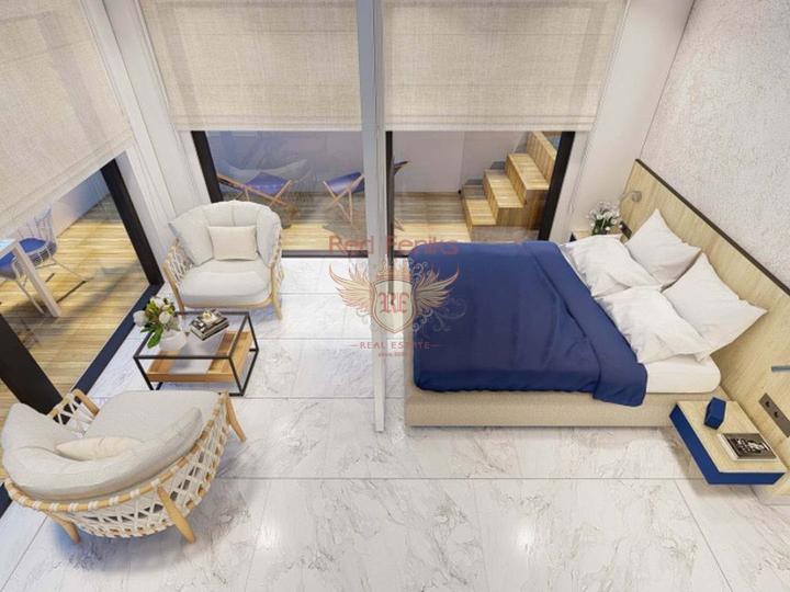 Горячее предложение, новые квартиры в Алании, Квартира в Алания Турция
