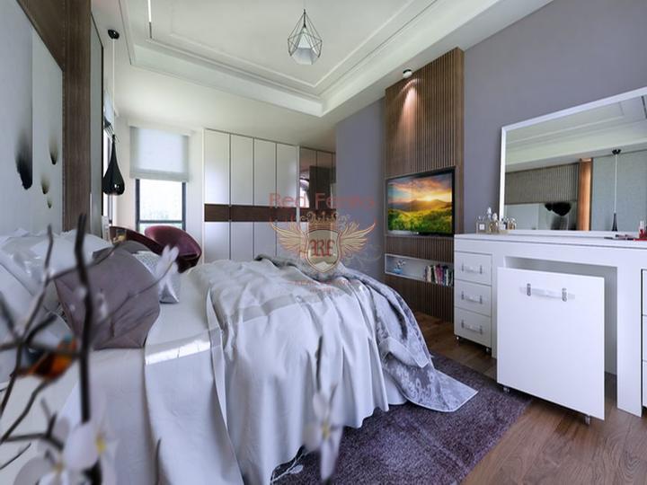 Бунгало с 3 спальнями + бассейн 8 х 4 м + большой сад с оливковой рощей, Вилла в Кирения Северный Кипр