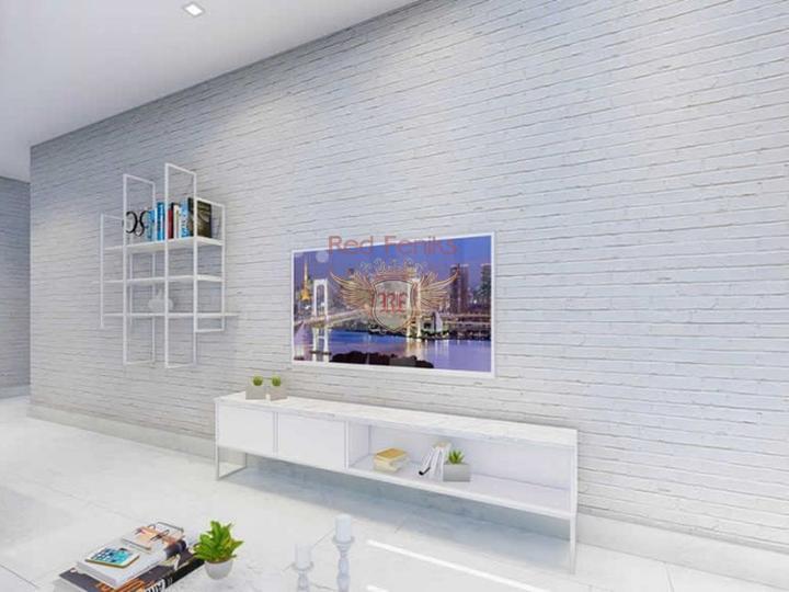 Новострой в Махмутларе, купить квартиру в Алания