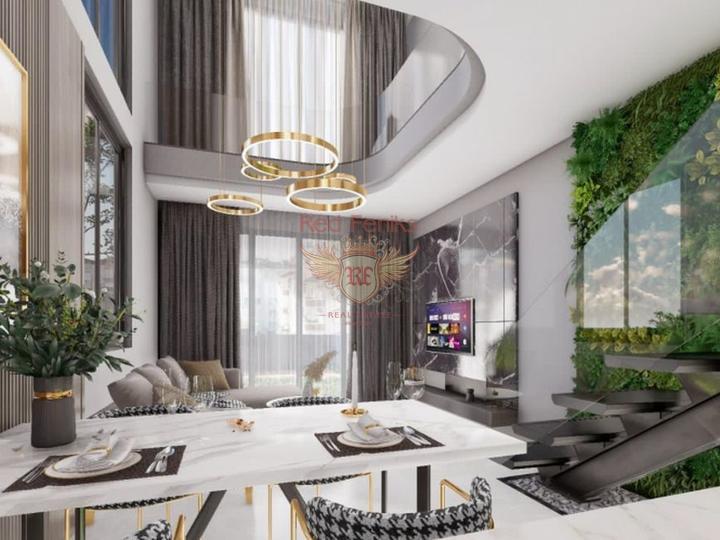 Комплекс будет состоять из одного 6-и этажного здания на частной огороженной территории.