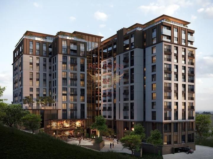 Уникальная вилла 4+1, 335м2 в Гечеке. Фетхие, купить дом в Фетхие