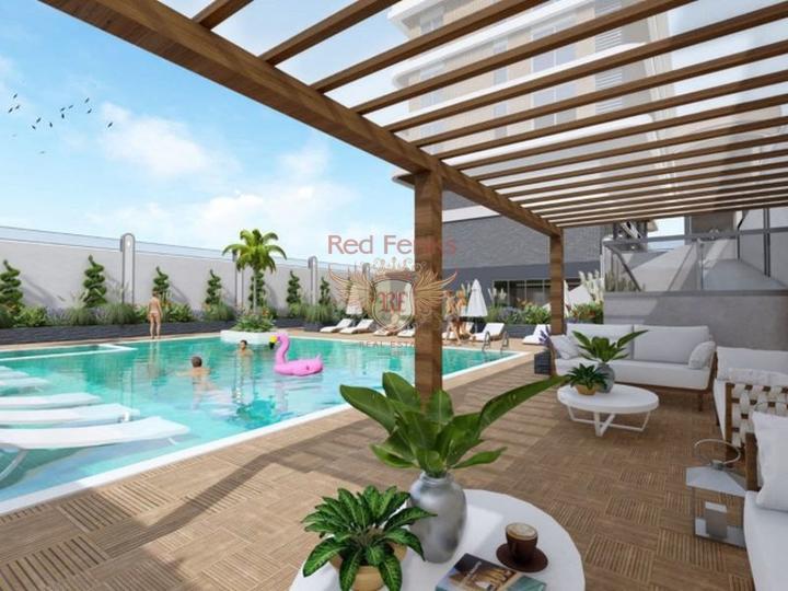 Apartments in der Elite von Alanya, Turkey Immobilien, Immobilien in Turkey, Wohnungen in Alanya