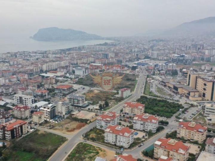 СТРОИТЕЛЬНЫЙ ПРОЕКТ В ОБЕ. АЛАНЬЯ, Квартира в Алания Турция