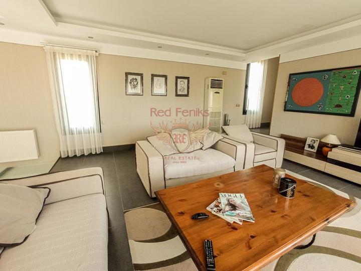 Вилла с 4 спальнями + индивидуальный дизайн + бассейн, купить виллу в Кирения