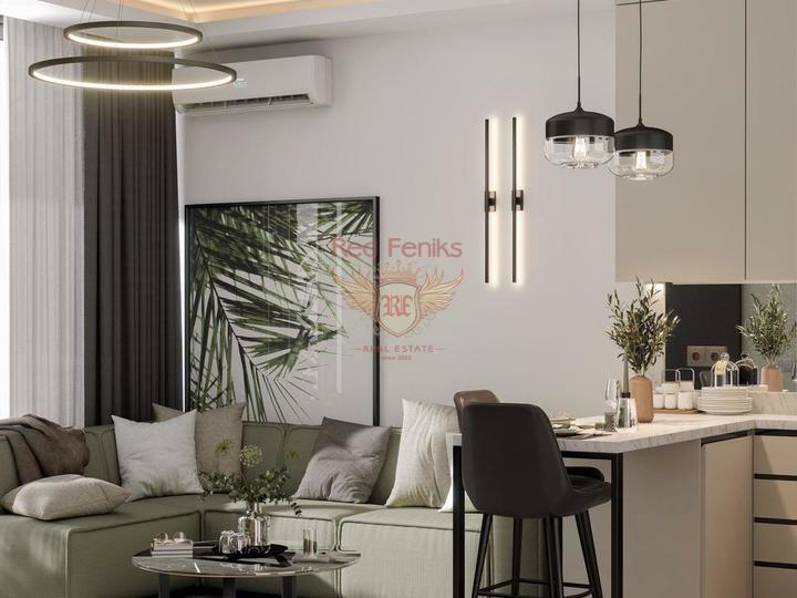 Вилла в Алсанджаке с 3 спальнями + отличное расположение, купить дом в Кирения