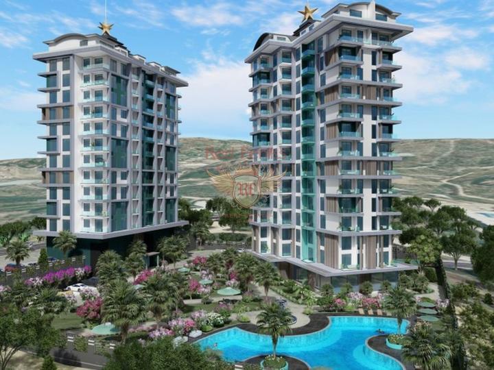 Купить квартиру в Аланье и получи турецкое гражданство.