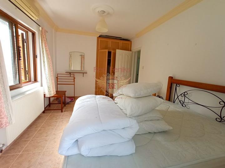 Вилла с 4 спальнями + бассейн + бытовая техника + Титул на имя владельца, Вилла в Кирения Северный Кипр