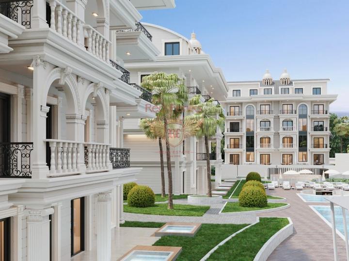 Турция, Фетхие, вилла на острове, Вилла в Фетхие Турция