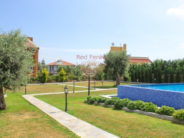 Роскошная вилла с 3 спальнями + пейзажный бассейн + центральное отопление, купить дом в Кирения