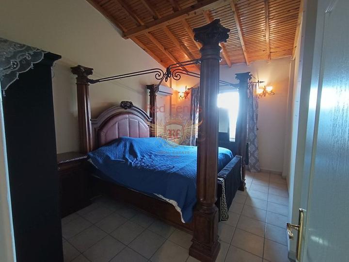 Квартира 1+1, 42m2 на первой линии моря, Квартира в Кирения Северный Кипр