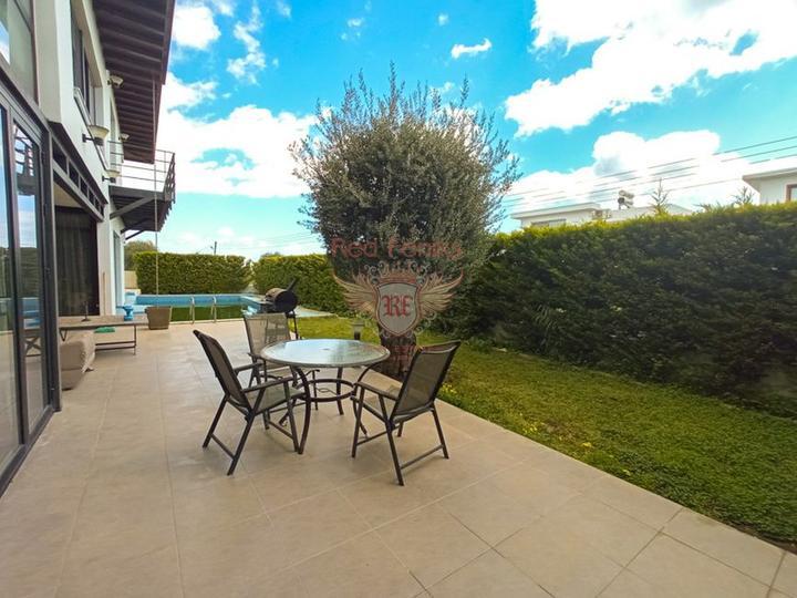 Вилла с 4 спальнями + индивидуальный дизайн + бассейн, купить дом в Кирения