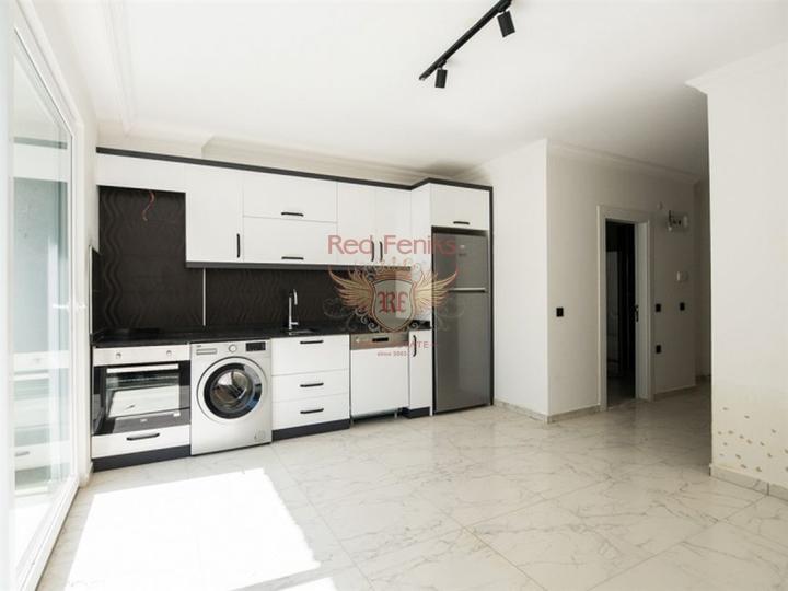 Продаётся уютная квартира в уединении природы Авсаллара, Квартира в Алания Турция