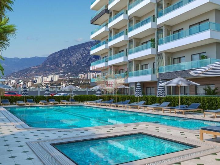 Турецкая недвижимость по минимальной цене.