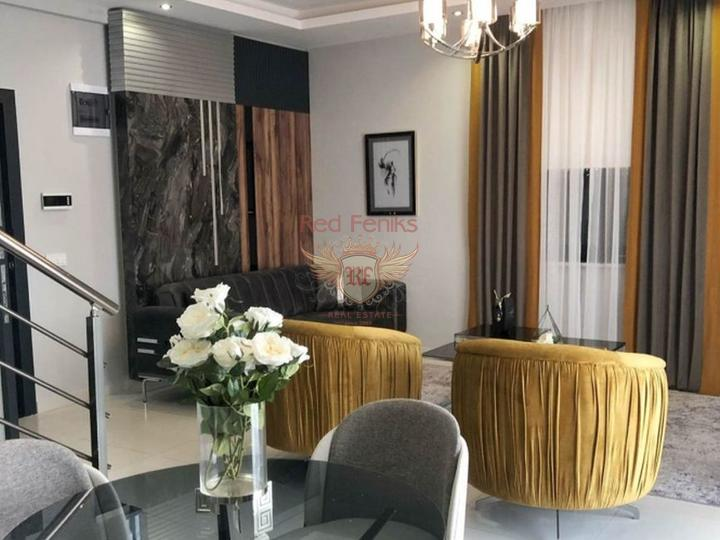 Квартиры с рассрочкой платежа в Турции, купить квартиру в Алания