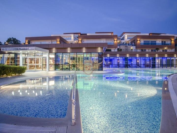 Продажа квартир в Турции в отличном комплексе, Квартира в Алания Турция