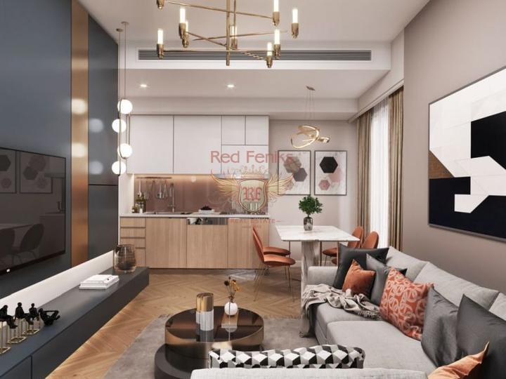 Новые квартиры в районе Basin Express Стамбул, купить квартиру в Стамбул