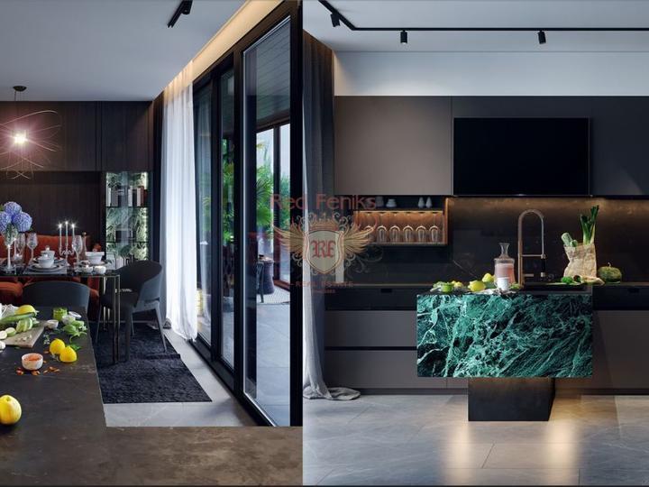 Отель на первой линии моря в Конаклы, Алания, купить коммерческую в Алания