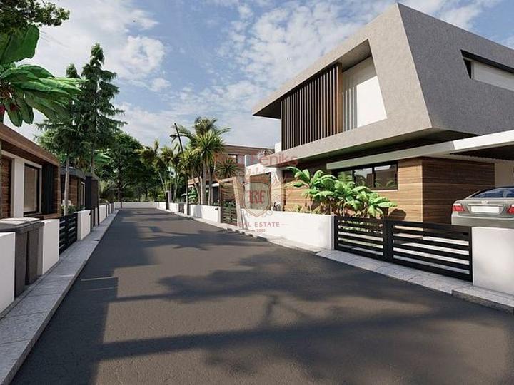 Новые Квартиры в Махмутларе. Алания, Квартира в Алания Турция