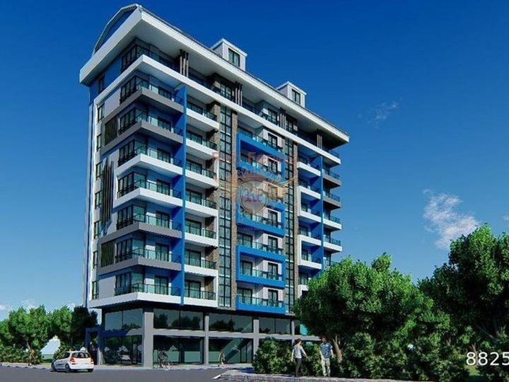Продается просторная двухкомнатная квартира в новом доме.