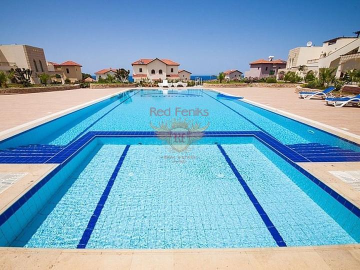 Новые квартиры в Алании, Махмутлар, Квартира в Алания Турция