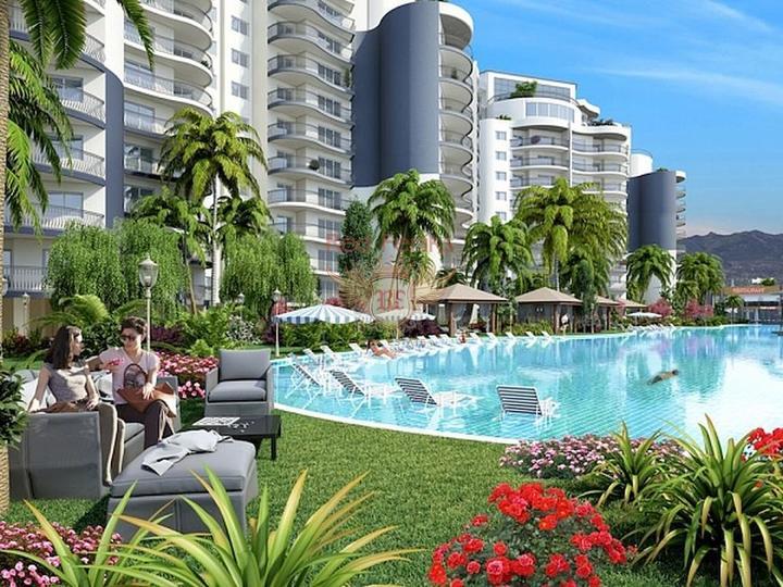 Neubau in Kargicak zu verkaufen, Wohnungen in Turkey, Wohnungen mit hohem Mietpotential in Turkey kaufen