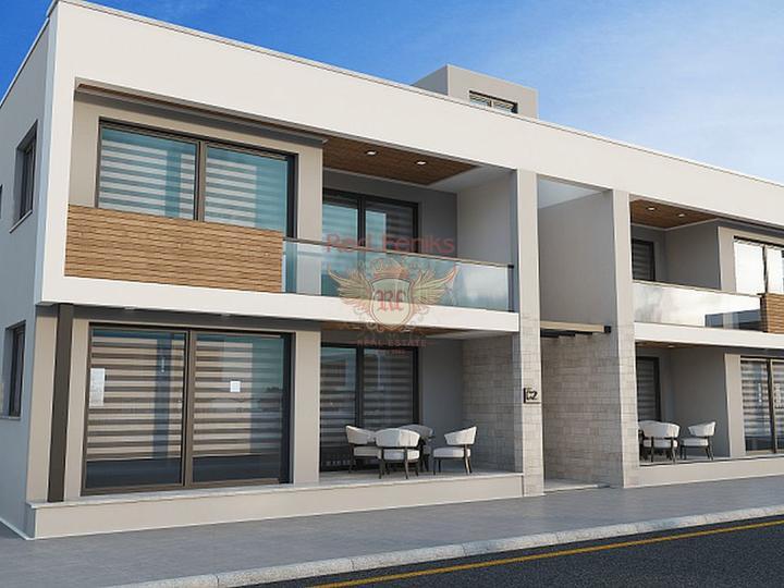 Neubau in Kargicak zu verkaufen, Wohnungen in Turkey kaufen, Wohnungen zur Miete in Алания kaufen