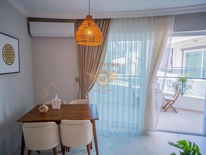Продажа квартиры в Махмутларе, купить квартиру в Алания