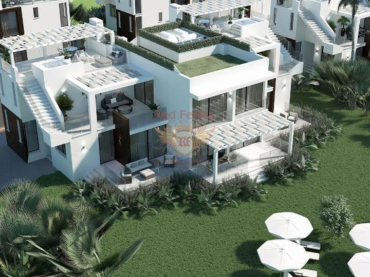 Новые квартиры в Алании. Центральное место расположения, купить квартиру в Алания
