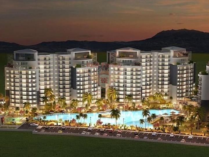 Neubau in Kargicak zu verkaufen, Wohnungen zum Verkauf in Turkey, Wohnungen in Turkey Verkauf, Wohnung zum Verkauf in Алания
