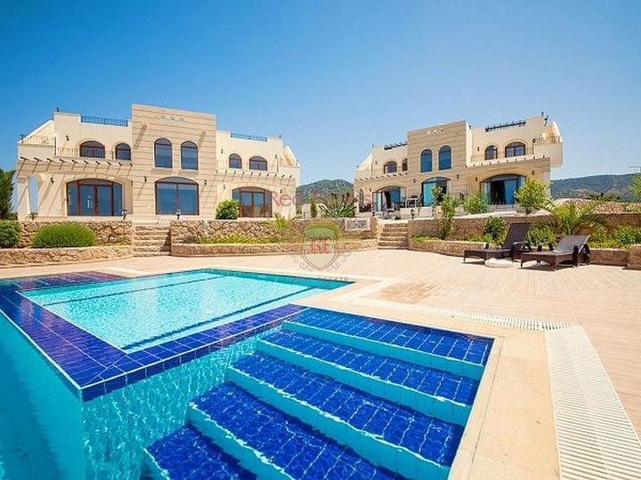 Новые квартиры в Алании, Махмутлар, купить квартиру в Алания