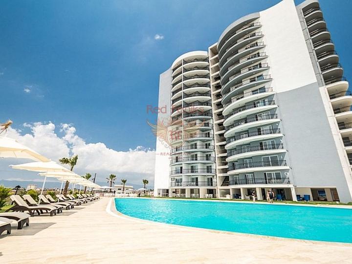 Neubau in Kargicak zu verkaufen, Verkauf Wohnung in Алания, Haus in Turkey kaufen