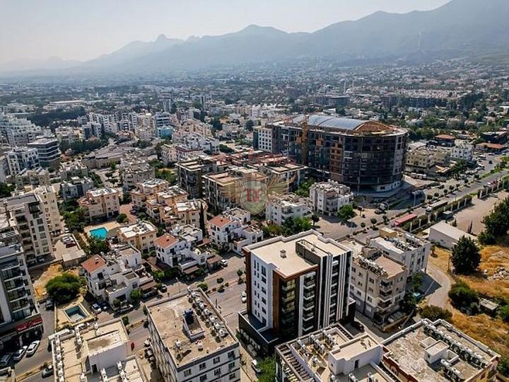 Продажа квартиры в Махмутларе, Квартира в Алания Турция