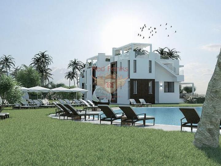 Новые квартиры в Алании. Центральное место расположения, Квартира в Алания Турция