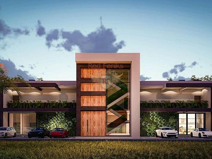 Neubau in Kargicak zu verkaufen, Turkey Immobilien, Immobilien in Turkey, Wohnungen in Алания