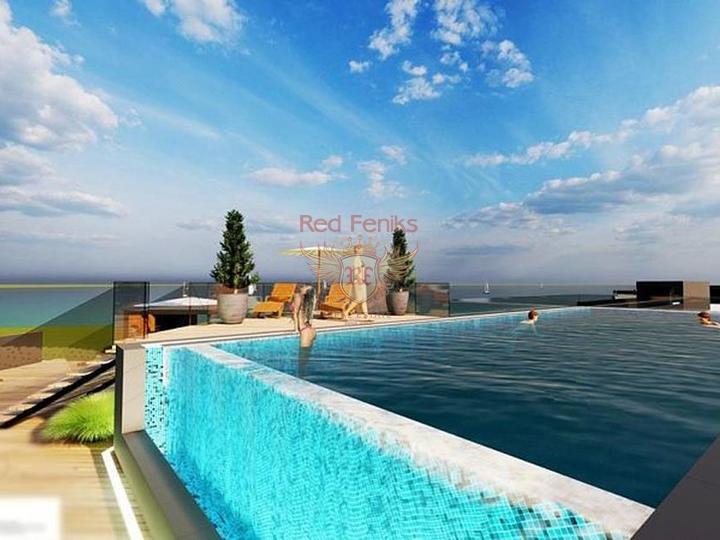 КРУПНЕЙШИЙ СОВРЕМЕННЫЙ ПРОЕКТ В ТУРЦИИ, Квартира в Стамбул Турция