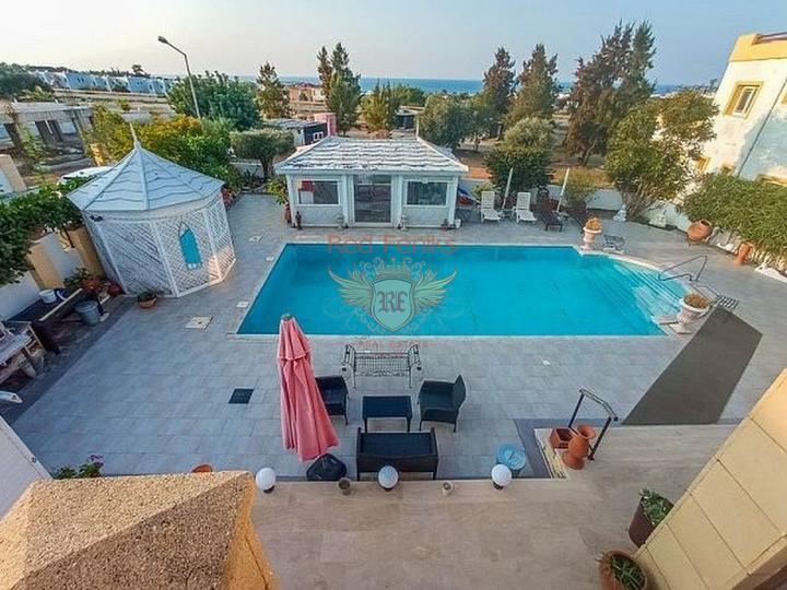 Königliches Penthouse in einer Luxusresidenz, Wohnung mit Meerblick zum Verkauf in Turkey, Wohnung in Alanya kaufen, Haus in Alanya kaufen