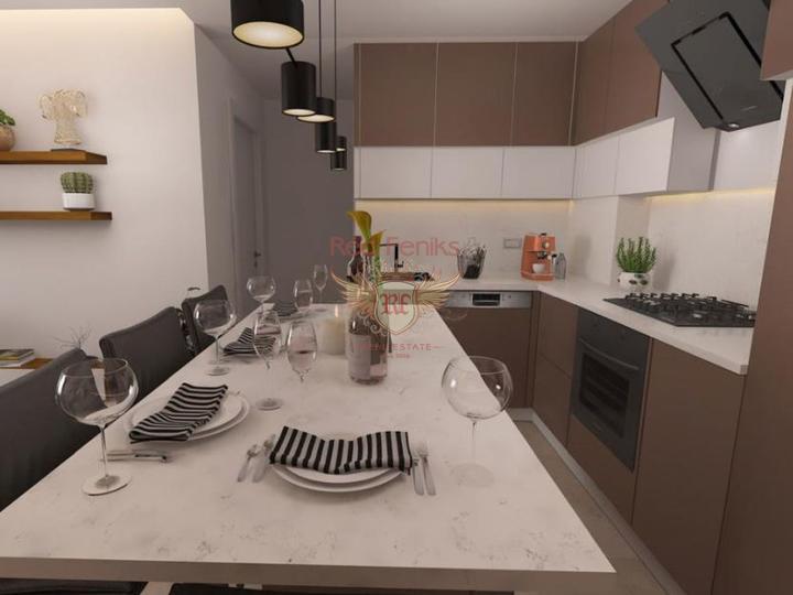 Продажа квартир в Алании в рассрочку, купить квартиру в Алания