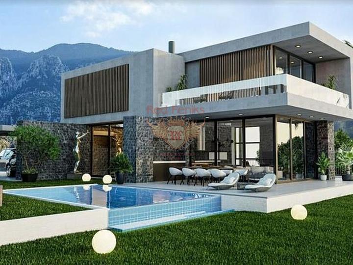 Стильный апартамент в новом доме. Продажа, купить квартиру в Алания