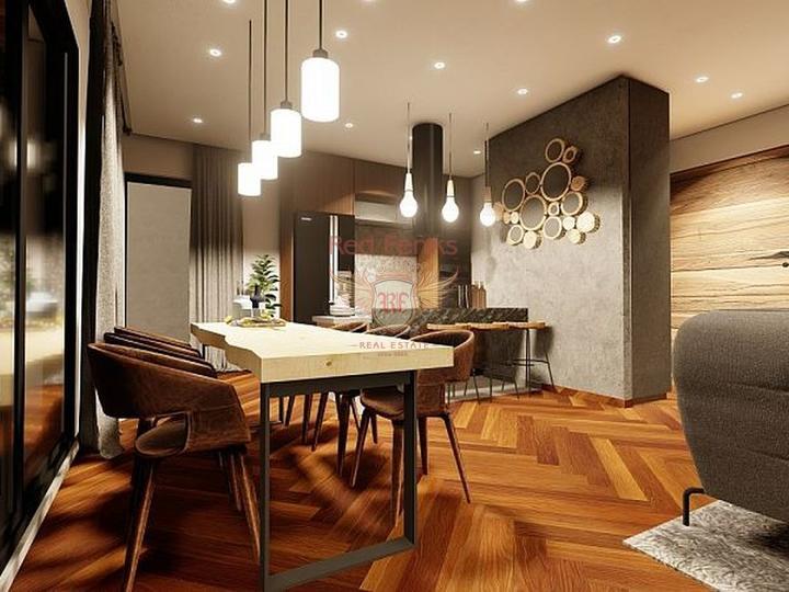 Квартиры в новом жилом комплексе в Стамбуле, купить квартиру в Стамбул