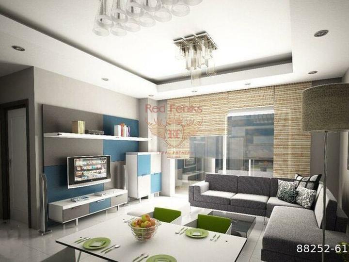 Новостройка в Махмутларе, купить квартиру в Алания