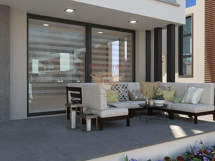 Современные квартиры в Алании Оба, Квартира в Алания Турция