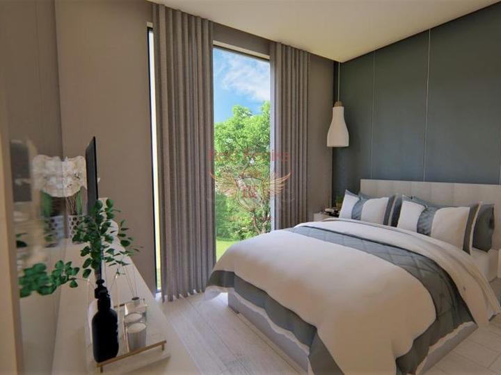 Продажа квартир в Оба, Алания, Квартира в Алания Турция
